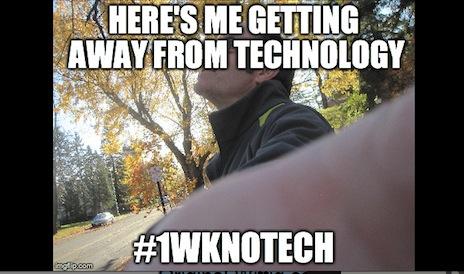 #1WkNoTech, a netprov